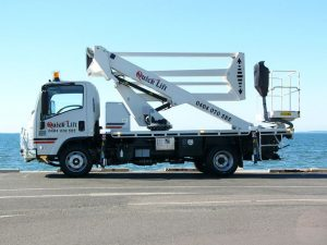 Cherry Picker Hire Brisbane Truck Mounted